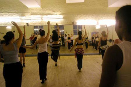 Egyptian Belly Dance - Foundation Class