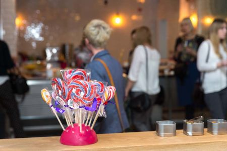 Learn how to make candy in this lollipop making workshop in Shoreditch, London