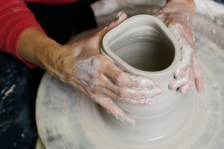 A Weekend of Pottery