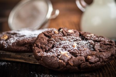 Learn to bake delicious cookies and biscuits