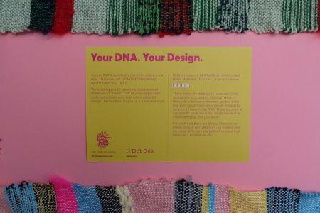 Weave Your Genes!
