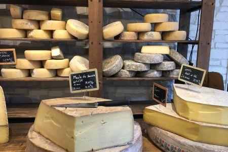 Cheese & Wine Pairing Experience