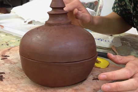 Classic Pottery Throw-Down Clay Party