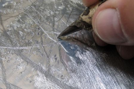 Creative drypoint - Obby