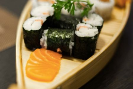 Workshop Supper Club: Sushi
