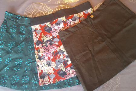 Zero to Sewing Hero - Make a skirt