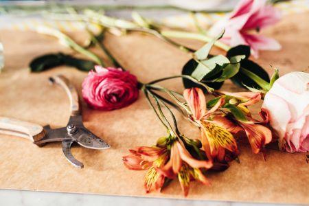 bloomon Flower Arranging Workshop: Chelsea