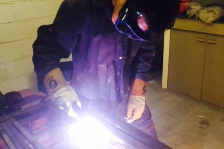 Stainless Steel Welding and Finishing - Obby