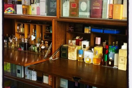 Test a variety of perfumes in this 4160 Tuesdays workshop