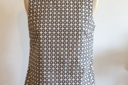 Learn how to make a simple top, with a variety of materials and patterns