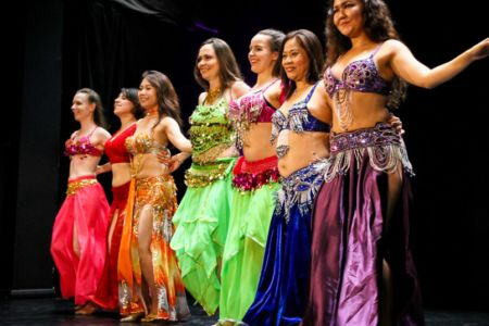 Belly Dance Course Level 6