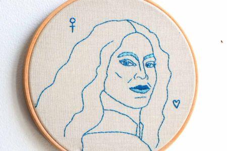 Feminist Embroidery Workshop