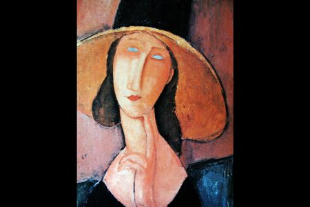 Painting Night - Modigliani