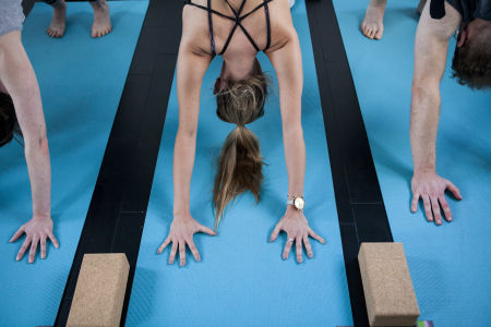 Yoga Improvers - Explore from your Core