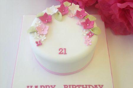 Celebration Cake Decorating Class