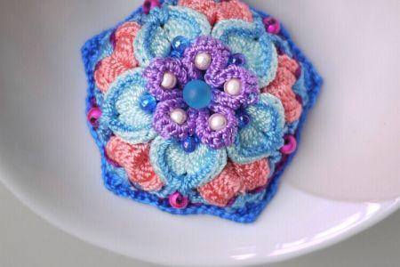 3D Crochet Jewellery Making Workshop
