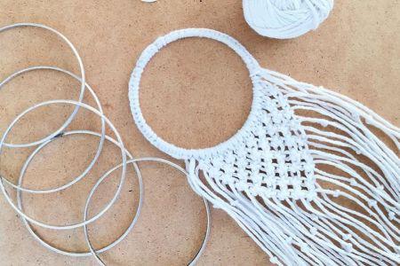 Macramé Jewellery Workshop