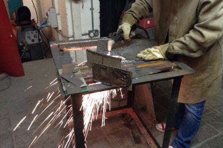 Bespoke welding class in london