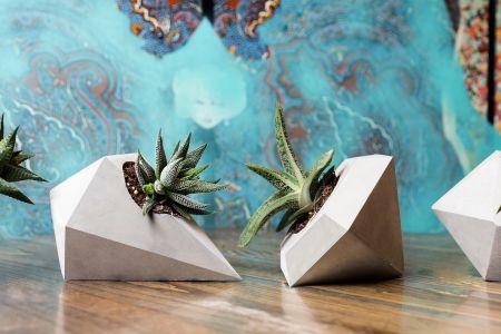 Make a Concrete Planter