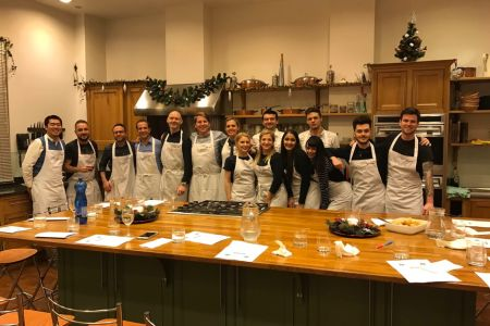 Corporate Cooking Class: Ultimate Package