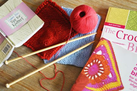 Knitting class for Beginners