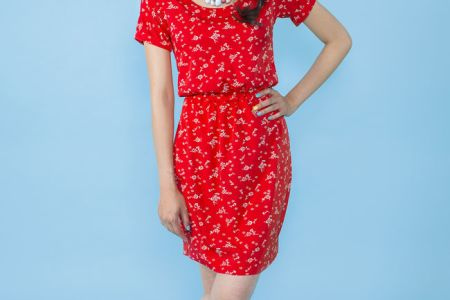 "Beginners Dressmaking: Make a ""Bettine"" Dress"