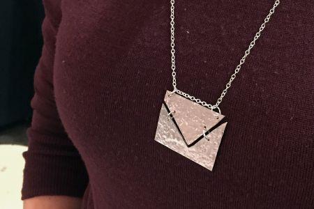 Bespoke Silver Pendant or Earrings Workshop