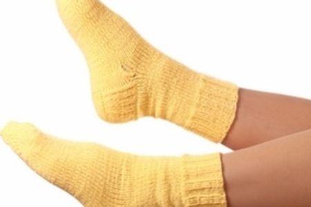 Sock knitting workshop - Obby