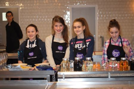 Kids will explore the history and the science behind confectionery making in their purpose built candy kitchen in Central London.