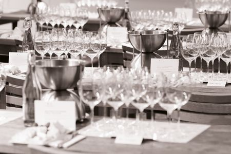 Join Demetri Walters MW for a tutored tasting in the First Growths and Second Wines session, covering the Bordeaux wine tiers, at the Pickering Cellar in London