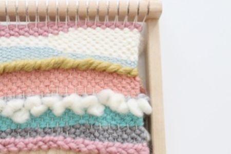 Beginners weaving - Obby