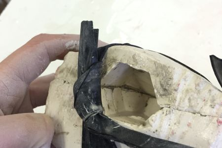 Make your own plaster mould - Obby