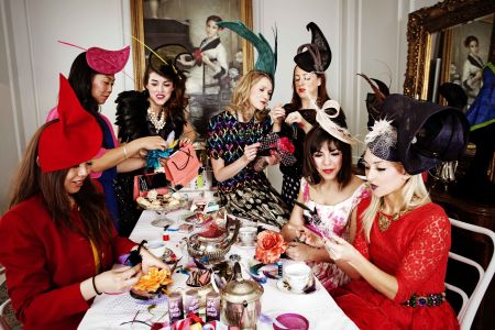 Millinery hen party!