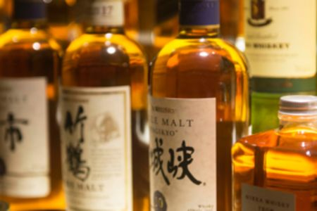 Japanese whisky tasting with sushi - Obby
