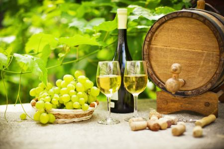 Wine Tasting in Fleet Street