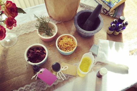 Learn how to make your own lotions and potions in this spectacular beauty class by Chamomile Lawn that you can take anywhere in London