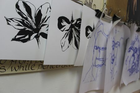 In this class you will be introduced to a range of printing techniques including linocut, drypoint, chine-collé, mono and woodblock.