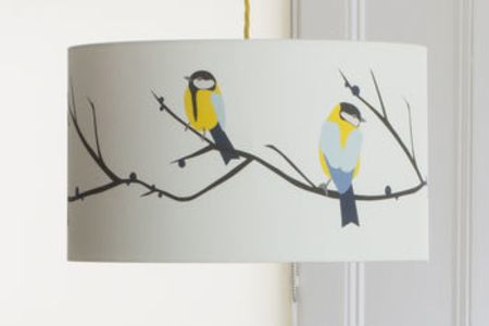 Make a Medium 30cm Lampshade with The Felted Daffodil