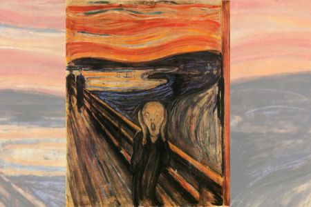Masterpiece Painting Night - Munch's The Scream
