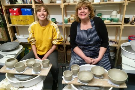 Weekend Taster Pottery Workshop