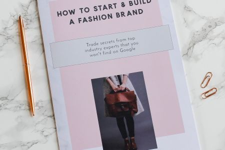 Building a Successful Fashion Brand