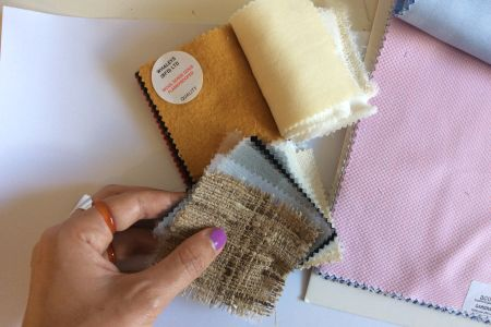 Learn how to chose fabric for sewing in this great class with Fashion Antidote in East London