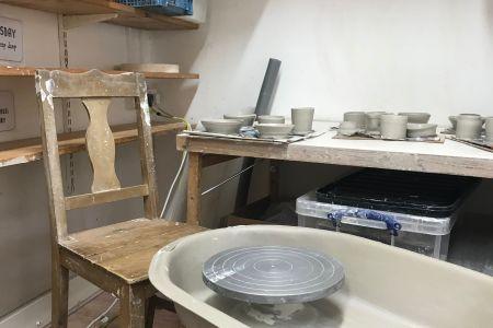 Friday Evening Pottery Class