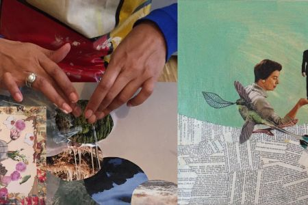 Collage and Mixed Media Workshop