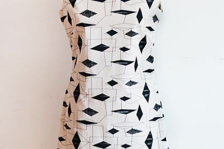 Learn how to make a beautiful and simple dress