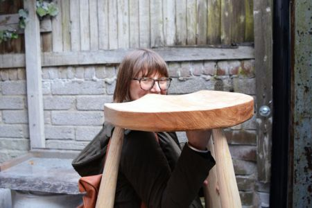 Learn how to make a classic Windsor-style stool in this fun and proactive course in London with Ben Willis Woodcraft!