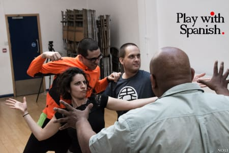 Learn Spanish through acting (for adults!) - Intermediate - advanced