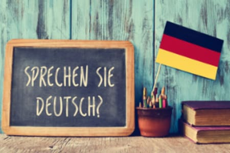 Absolute Beginner German Class