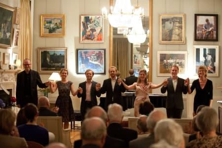 Intermediate Opera Singing with David Jones
