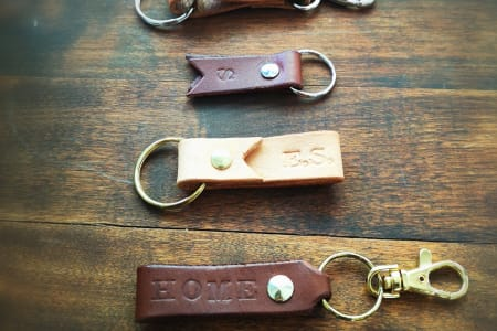 Beginners' Leather Accessory Class